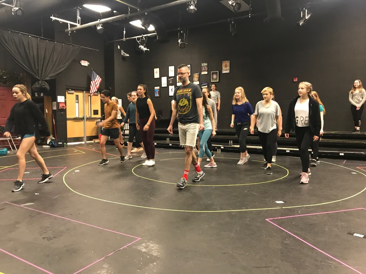 A Glimpse of the Magic Behind SSTI's Tuck Everlasting