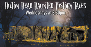 Weds Haunted History Tales