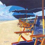 Hilton Head beach shade