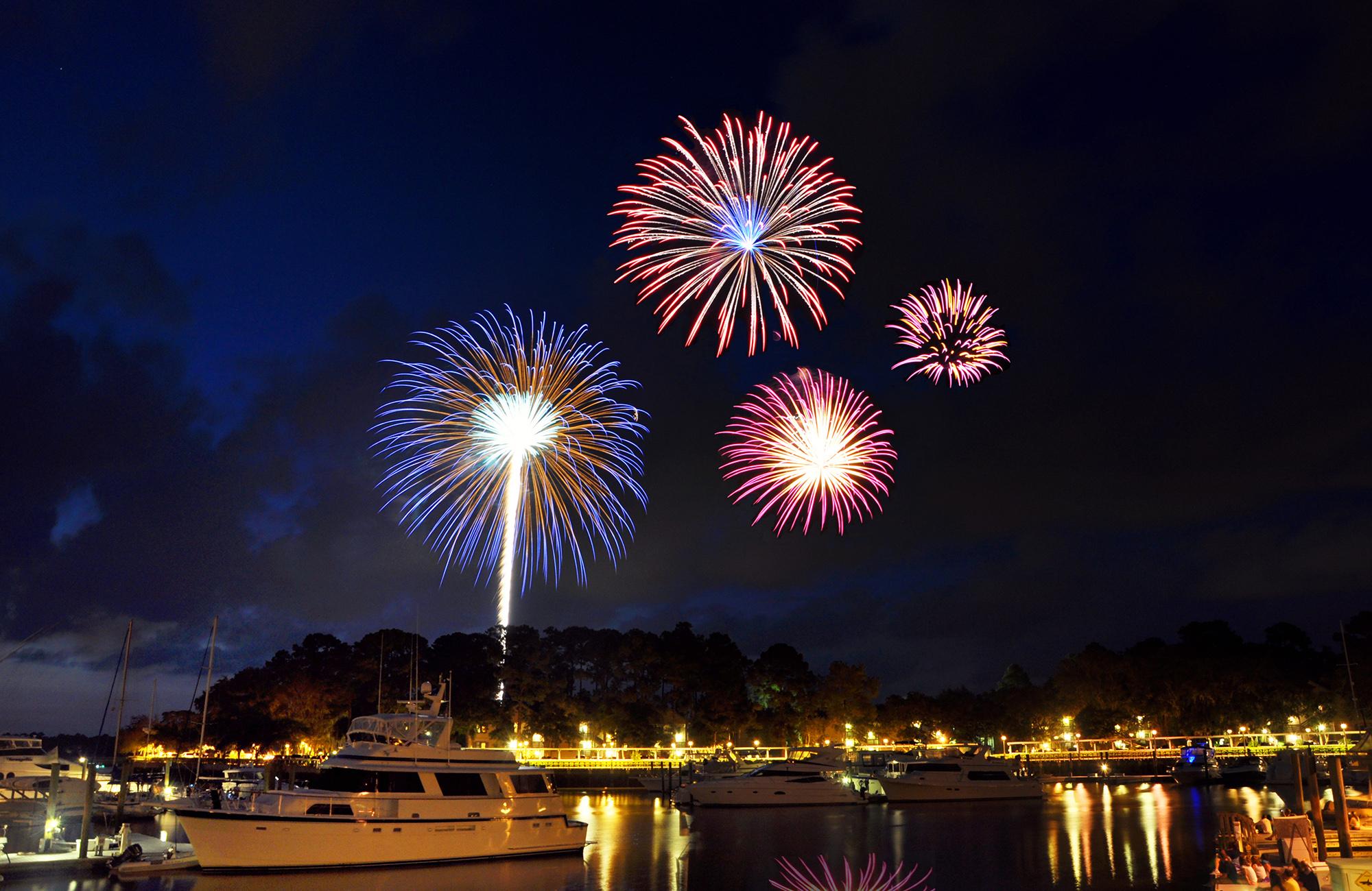 HarbourFest Fireworks