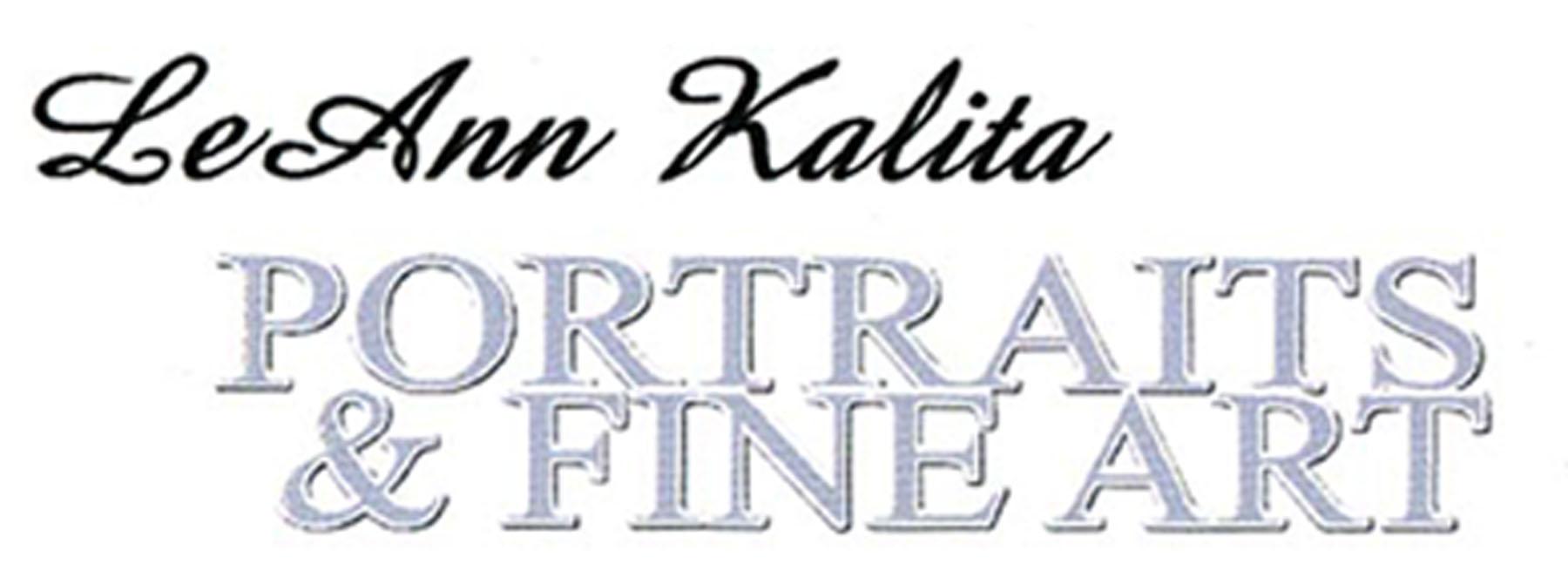 LeAnn Kalita - Portraits and Fine Art